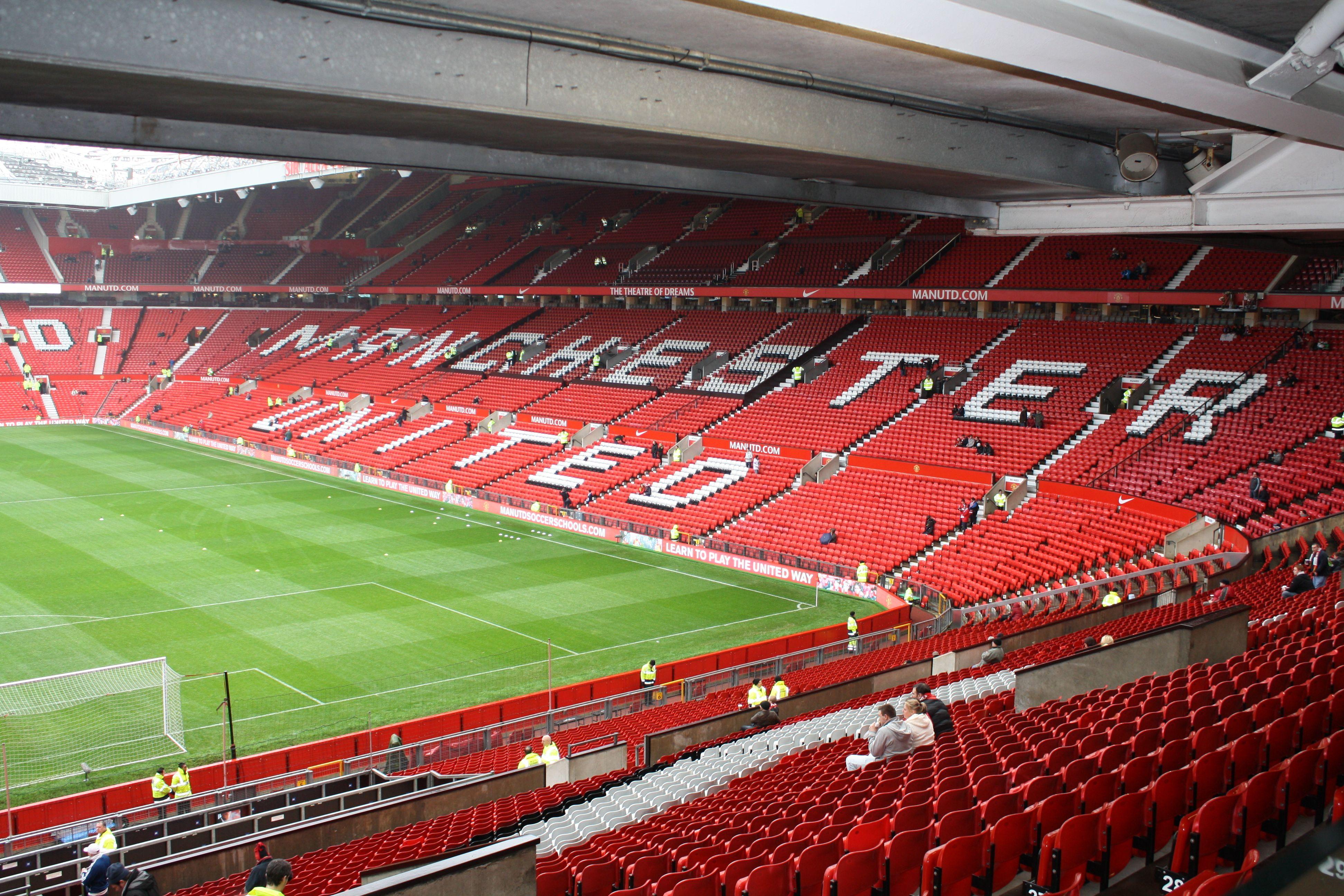 Old Trafford - Manchester United Stadium