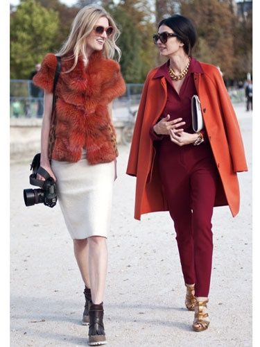 Day 6 #PFW #SS2013 <3 Fashion Style
