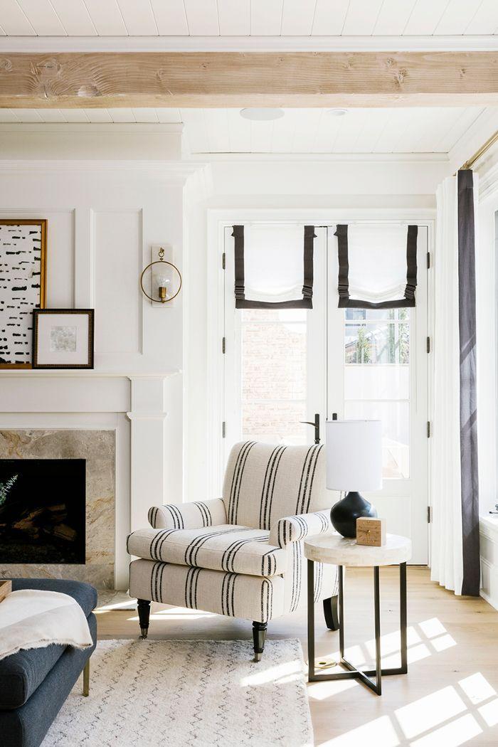 Inside A Colorful Denver Home With European Inspired Style   Maison Bonheur    Modern Farmhouse Living Room Decor, Home Decor Et Natural Home Decor