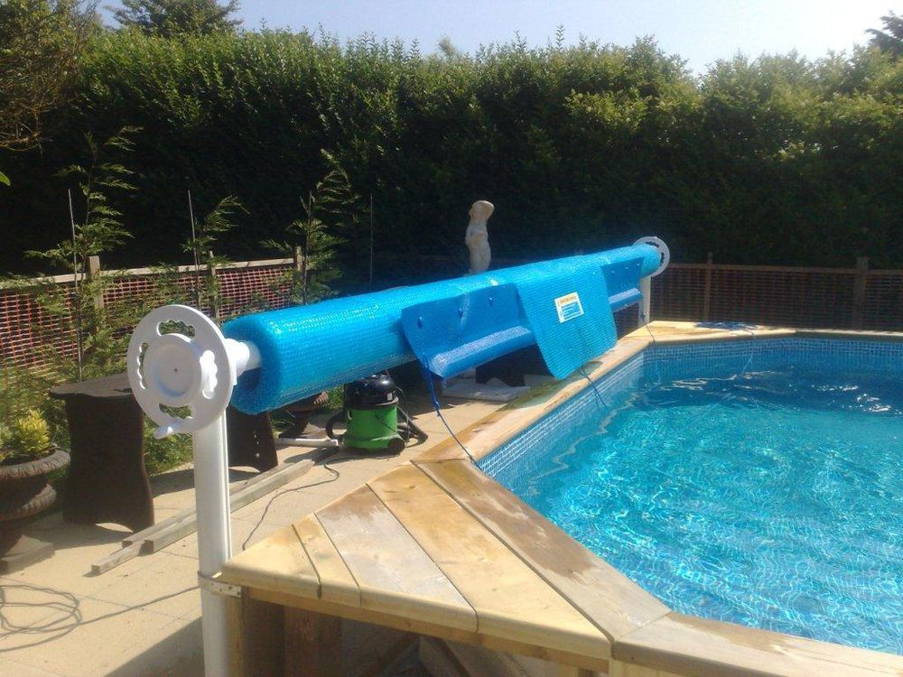 Above Ground Pool Cover Reel | Gallery of: Above Ground Pool ...