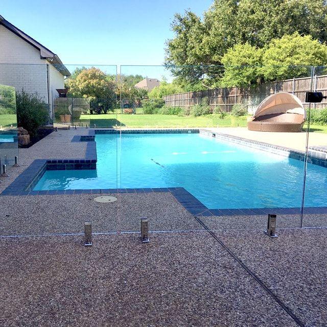Glass Railing Pool Fence Glass Pool Fencing Glass Pool