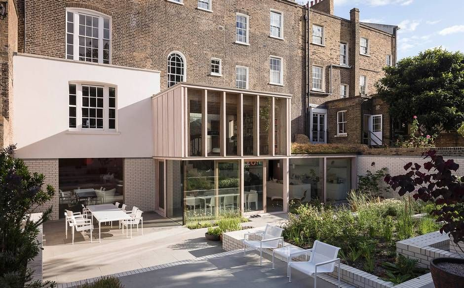 six of the best london architecture firms independent house