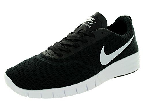 Nike Mens Paul Rodriguez 9 RR BlackWhiteBlack Skate Shoe 9 Men US ** Want to