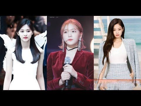 Top 5 females idols who were born in super rich families - YouTube