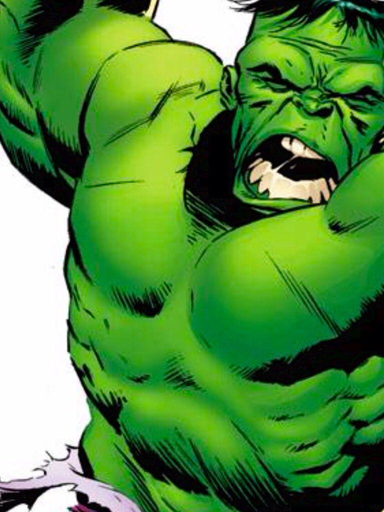 Hulk (Dr. Bruce Banner) (Savage Hulk persona) | art by Lee Weeks