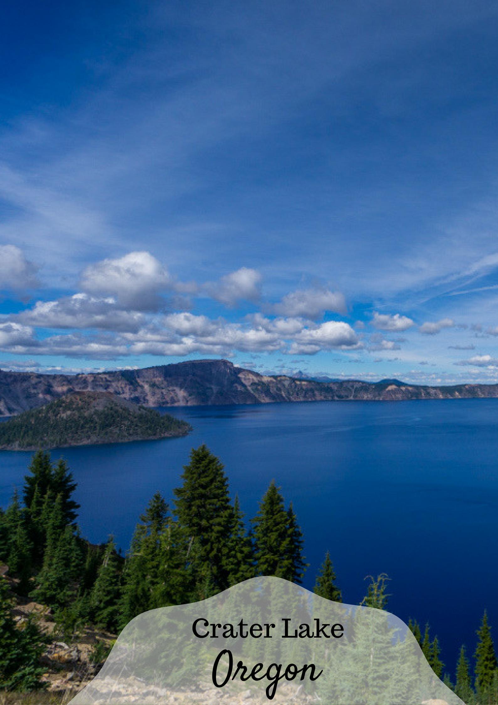 Oregon - Crater Lake #craterlakeoregon Crater Lake, Oregon #craterlakeoregon