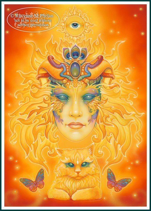 Ravynne Phelan - Queen Of Fire