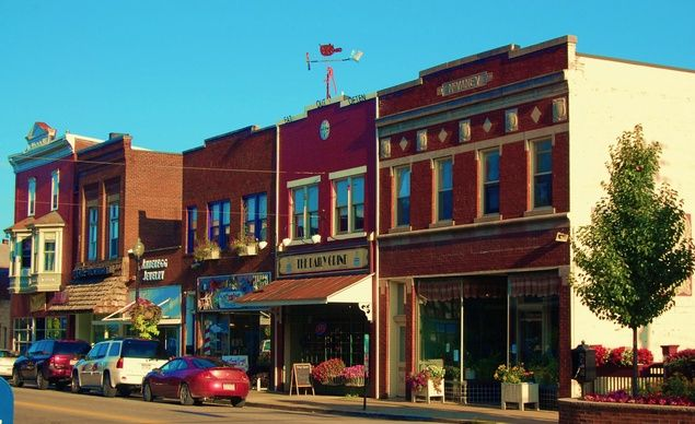 Photos America S Coolest Small Towns 2014 Budget Travel Small Town Getaways Small Towns Usa Small Towns