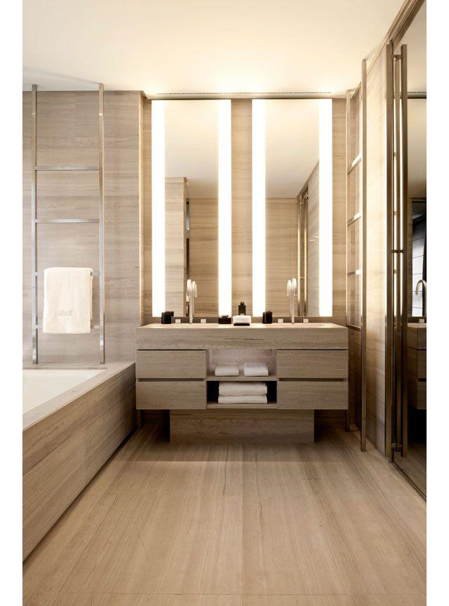 L\u0027hôtel Armani à Milan Hôtel armani, Milan et Salle de bains