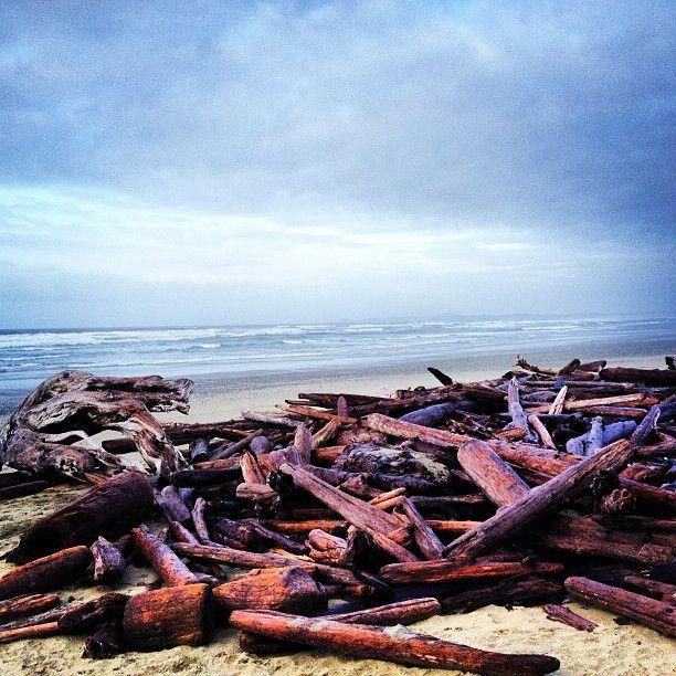 Beaches Vancouver Island: Wickaninnish Beach, #Tofino