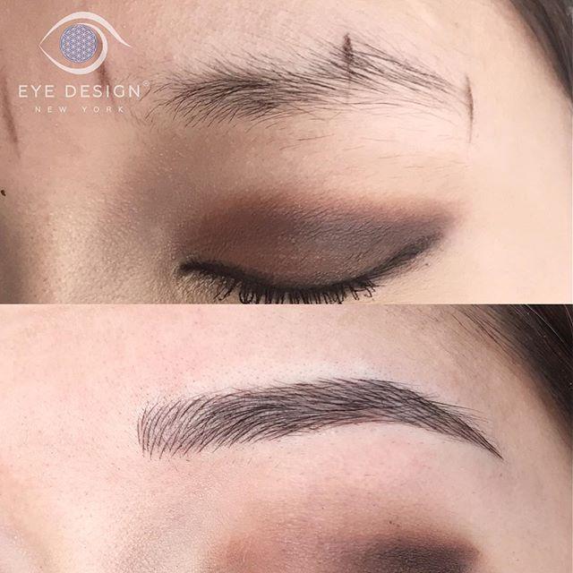 Nadiaafanaseva Brows Pinterest Eyebrow Eyebrow Extensions