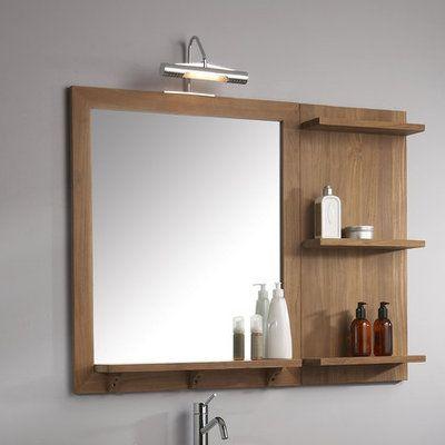 Miroir Miroir Dis Moi Qui Est Le Plus Beau Miroir De Salle De Bains Muebles De Bano Rusticos Muebles Para Banos Pequenos Espejos Para Banos