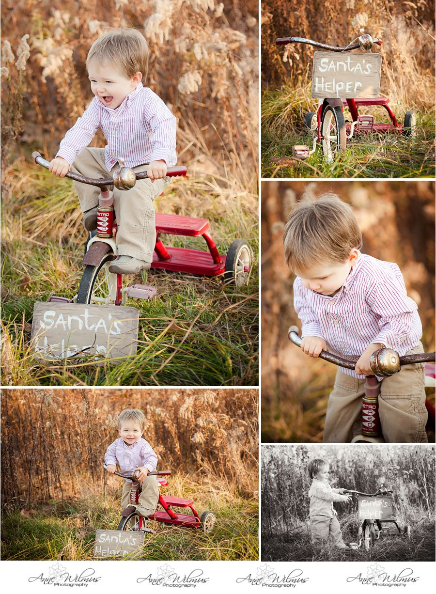 christmas photo ideas for a toddler boy anne wilmus photography rh pinterest com toddler christmas picture ideas toddler beach picture ideas