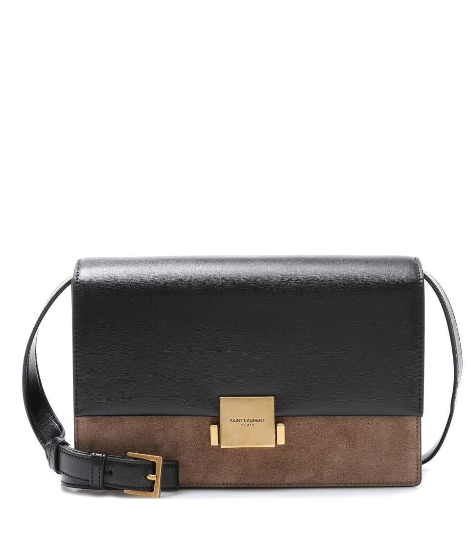 Bellechasse leather crossbody bag - Black Saint Laurent Buy Cheap For Nice AyevML