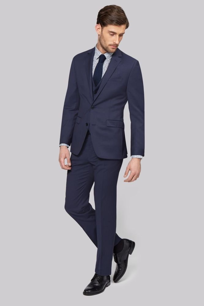 72bbdddc9dfb Mens Moss 1851 Tailored Fit Blue Jacket 38R RRP 159 CS074 01 F  fashion   clothing  shoes  accessories  mensclothing  suitssuitseparates (ebay link)