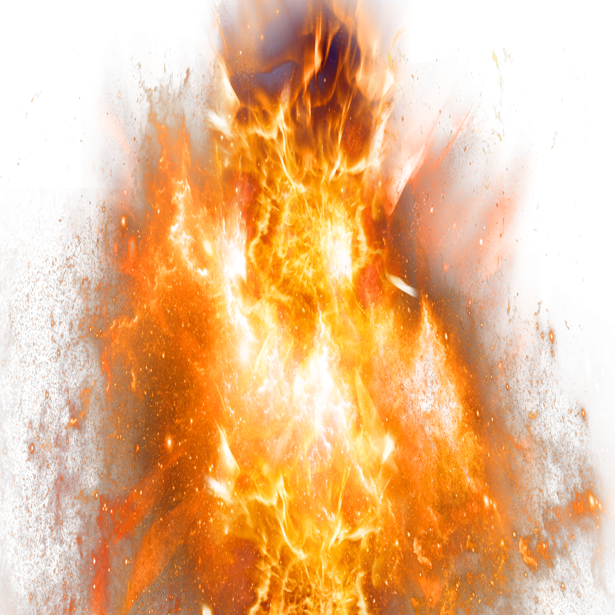 Explosion With Fire Png Image Image Fire Png Images
