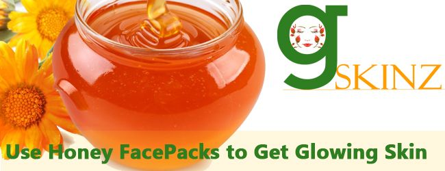 Use Honey Packs to Get glowing skin http://www.glowingskinz.com/use-honey-packs-get-glowing-skin/
