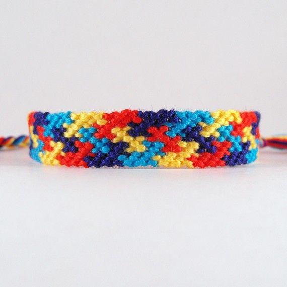 How Cool It This Friendship Bracelets Autism Awareness Autism