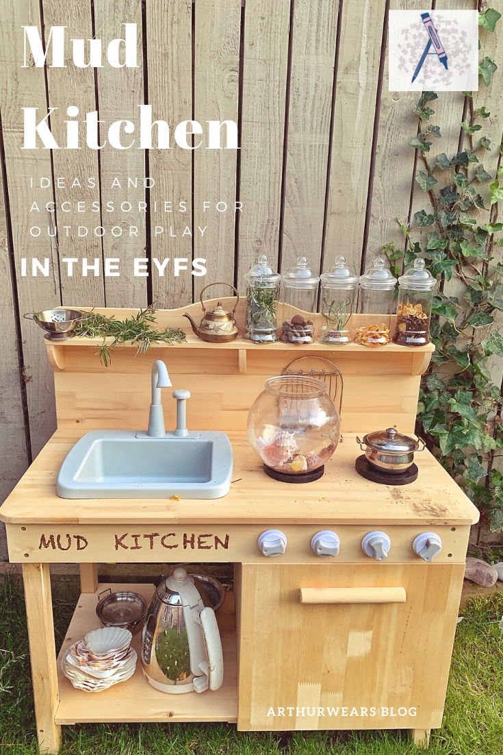 Mud Kitchen Ideas Accessories For Outdoor Play Eyfs Accessories Eyfs Ideas Kitchen Mud Outdoor Play Outdoor Play Kitchen Diy Mud Kitchen Mud Kitchen