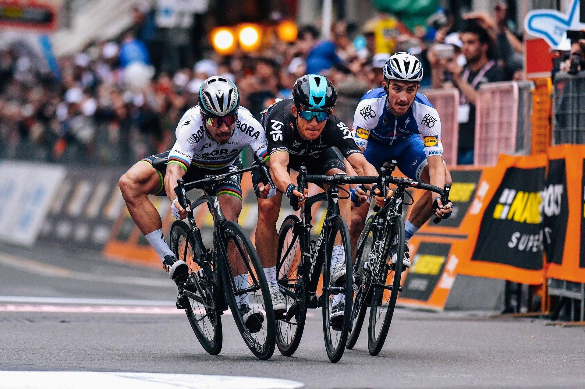Michal Kwiatkowski And His Milan San Remo Win Cycling Race
