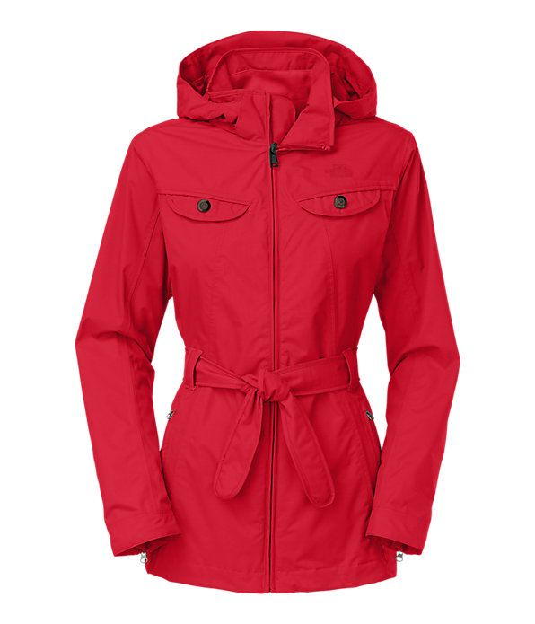 768545ae1 The North Face Women's Jackets & Vests RAINWEAR WOMEN'S K JACKET ...