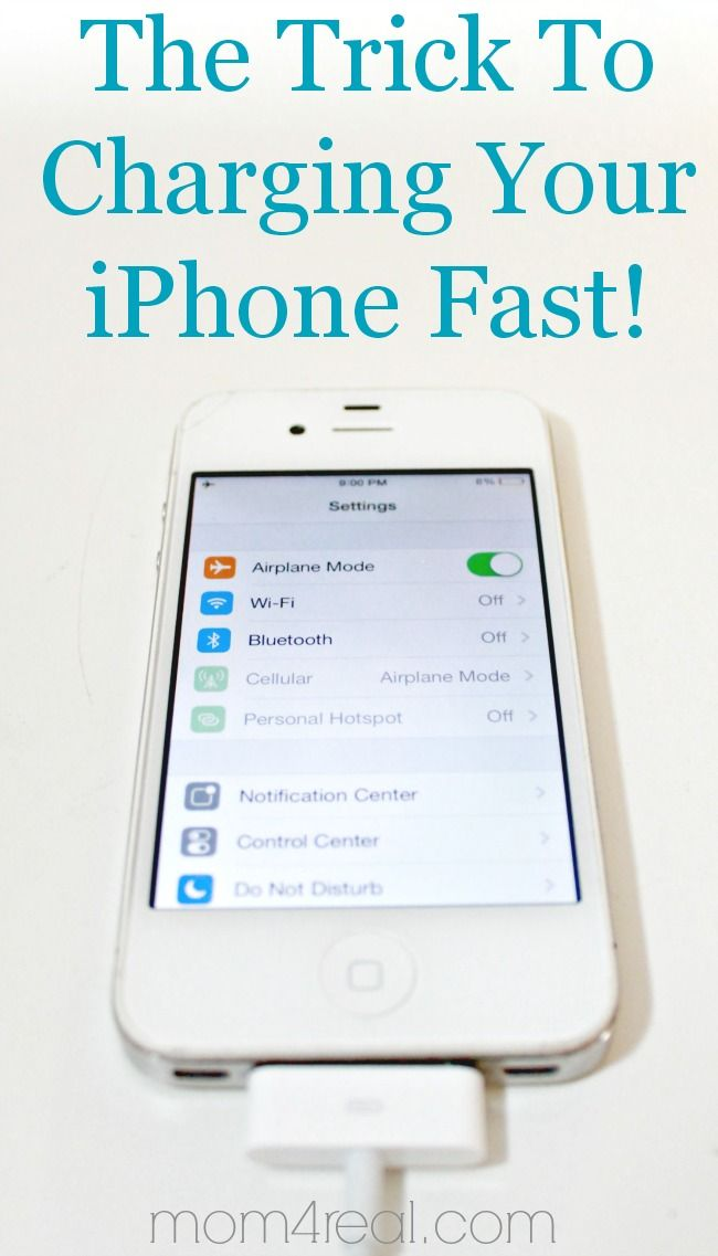 newest collection 29413 0dff8 How To Charge Your iPhone Faster ~ Tip of the Day | Bloggers' Best ...