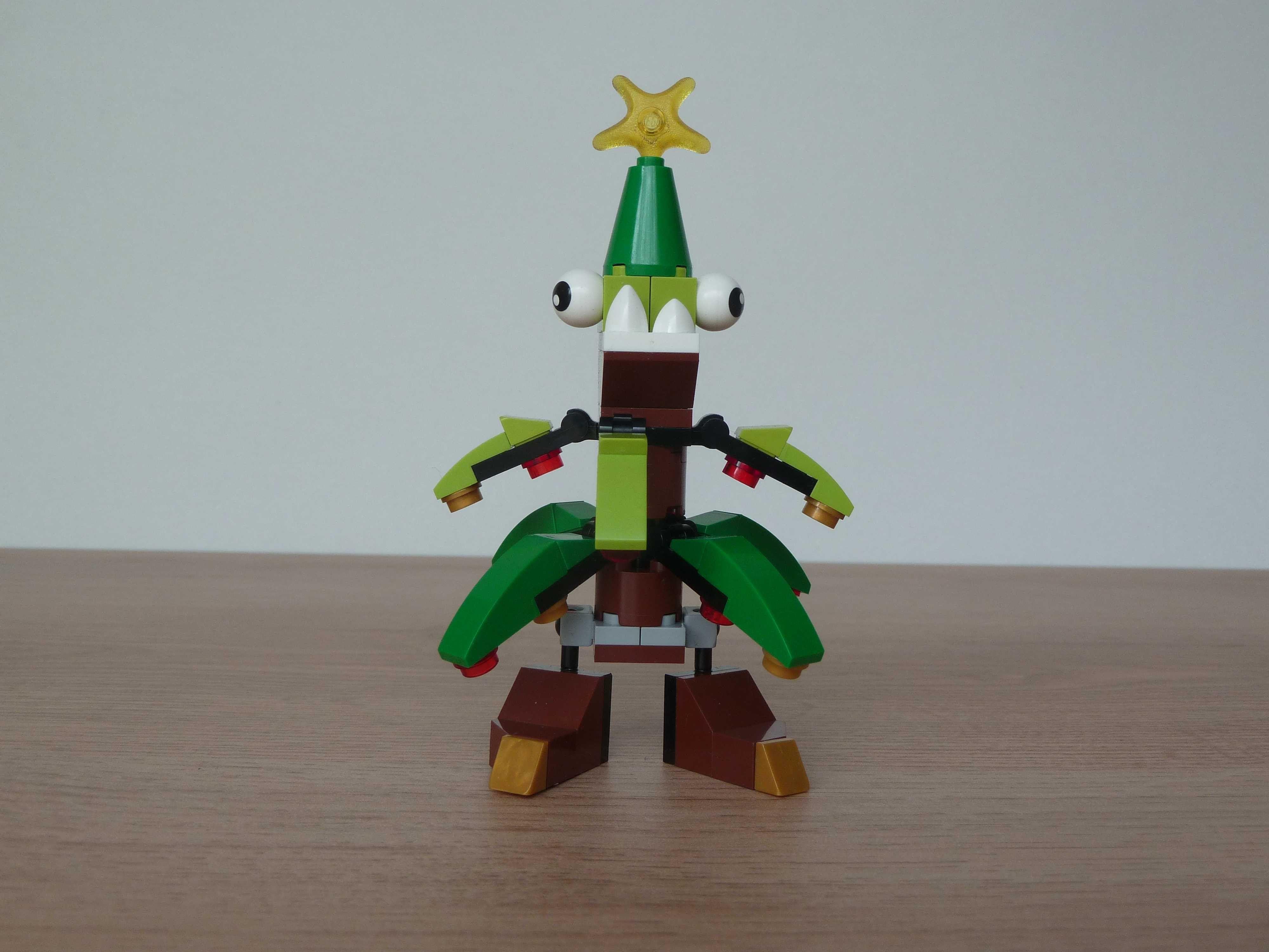 Lego Mixels Moc Instructions Christmas Tribe Christmas Tree Kids