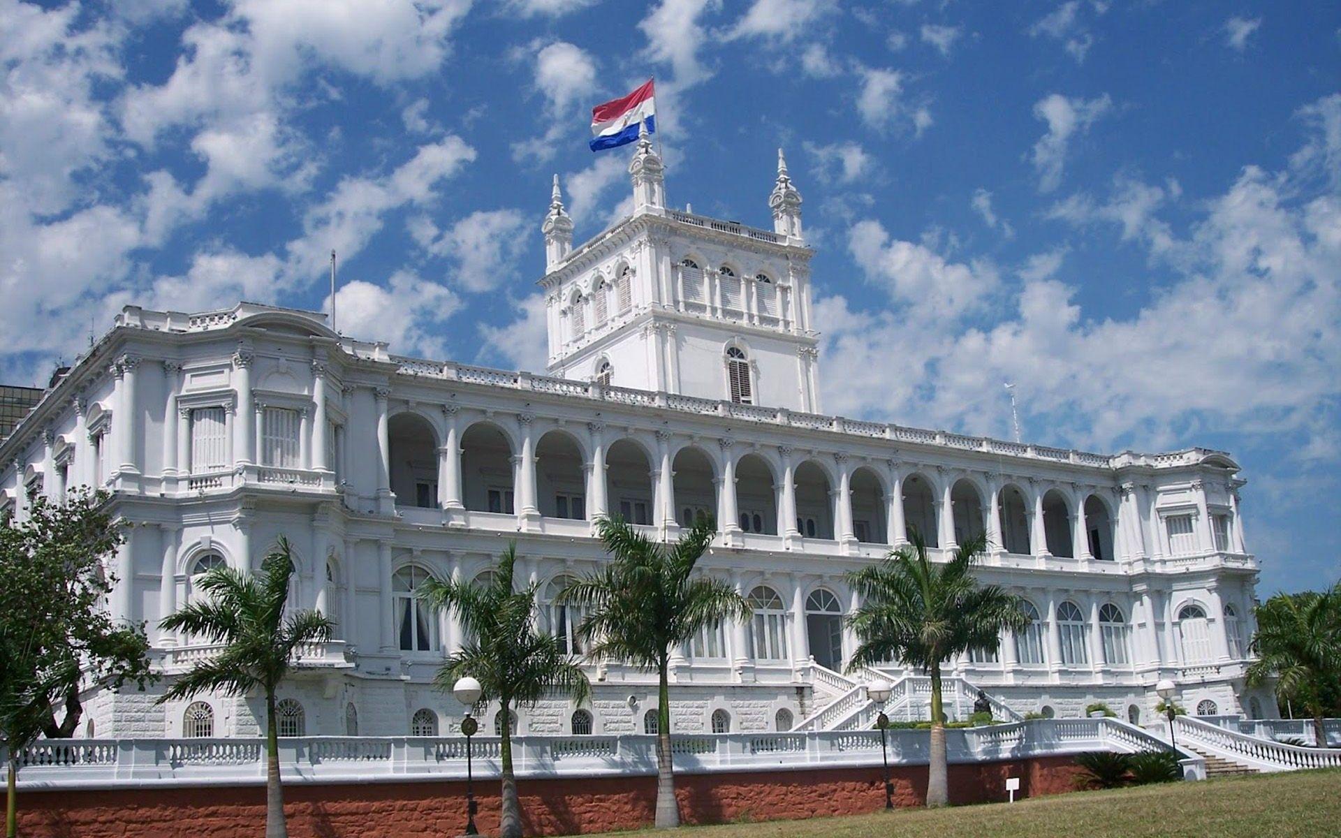 Asuncion Capital Paraguay Hd Wallpaper South America Travel South America Paraguay