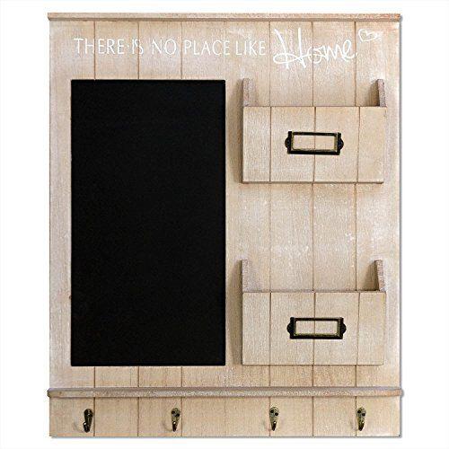 Ikea Kreidetafel edler wandorganizer memoboard mit kreidetafel schlüsse https