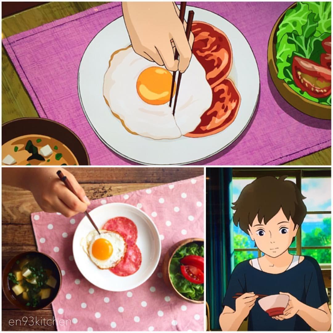 Recipes Food Sweet Section おしゃれまとめの人気アイデア Pinterest ゆらゆら ジブリ飯 ジブリ アニメ
