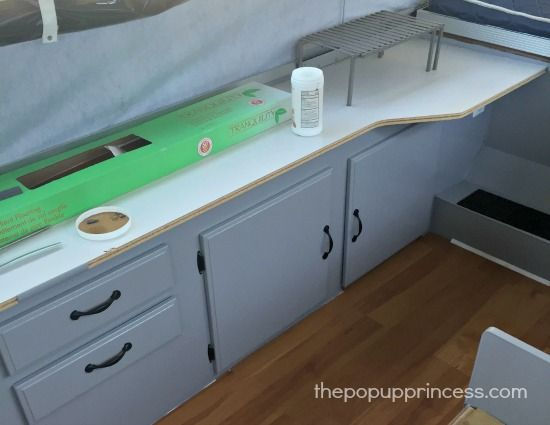Beautiful Amy Lynchu0027s Pop Up Camper Makeover
