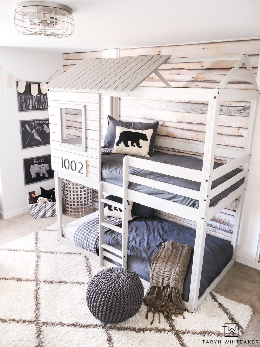 Modern Adventure Boy Room Shopping Sources images