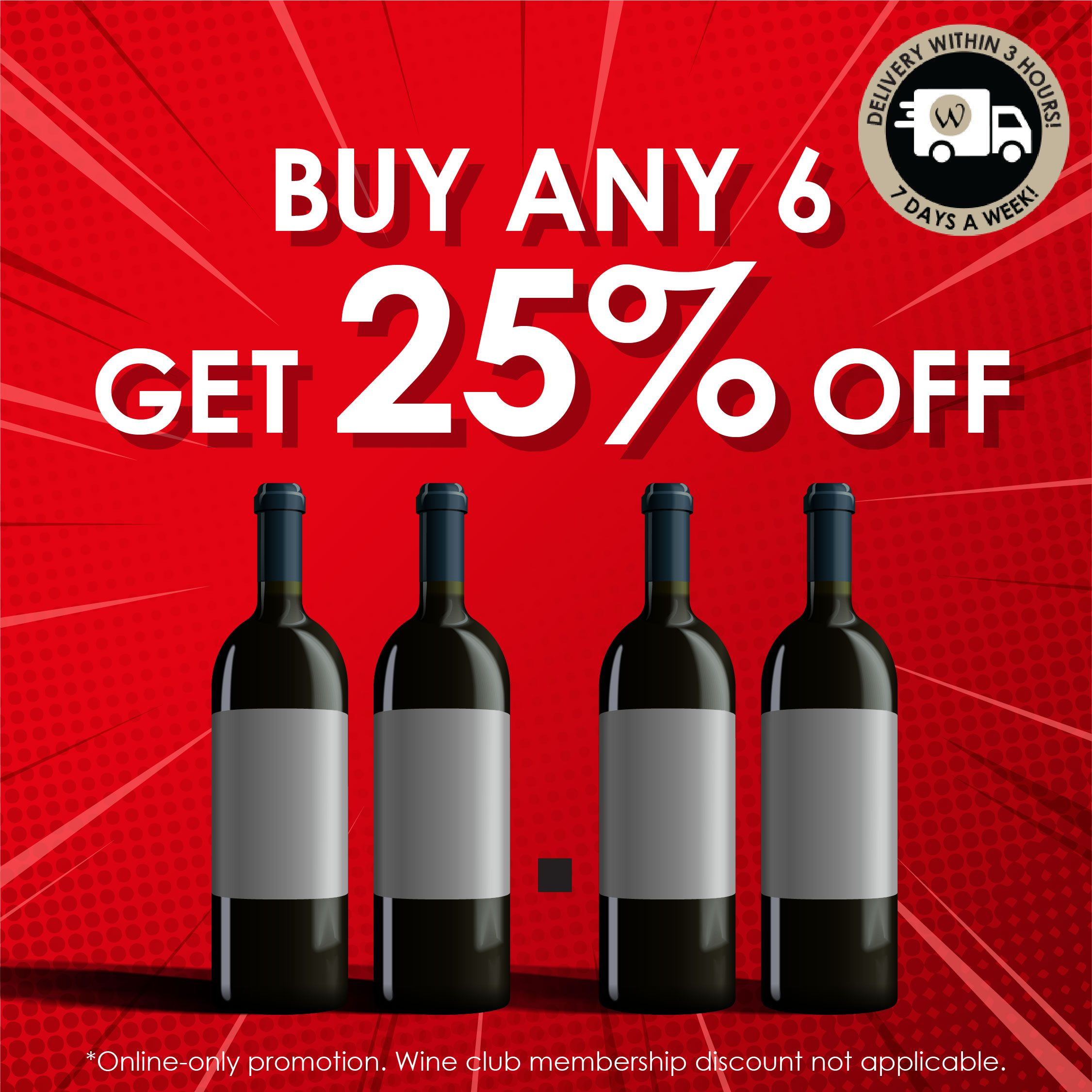 11 11 Sales Don T Miss Out On This Exclusive 3 Day Offer Fill Your Shopping Cart With 11 Different Wines Fr Buy Wine Online Wine Delivery Wine Delivered