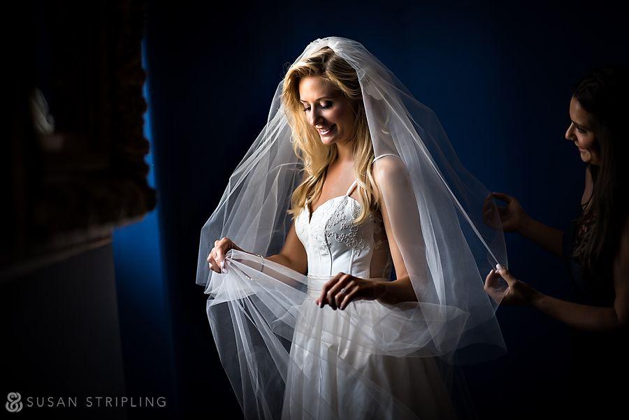 Congress Hall Wedding Bride Portrait Wedding Bridal Portraits