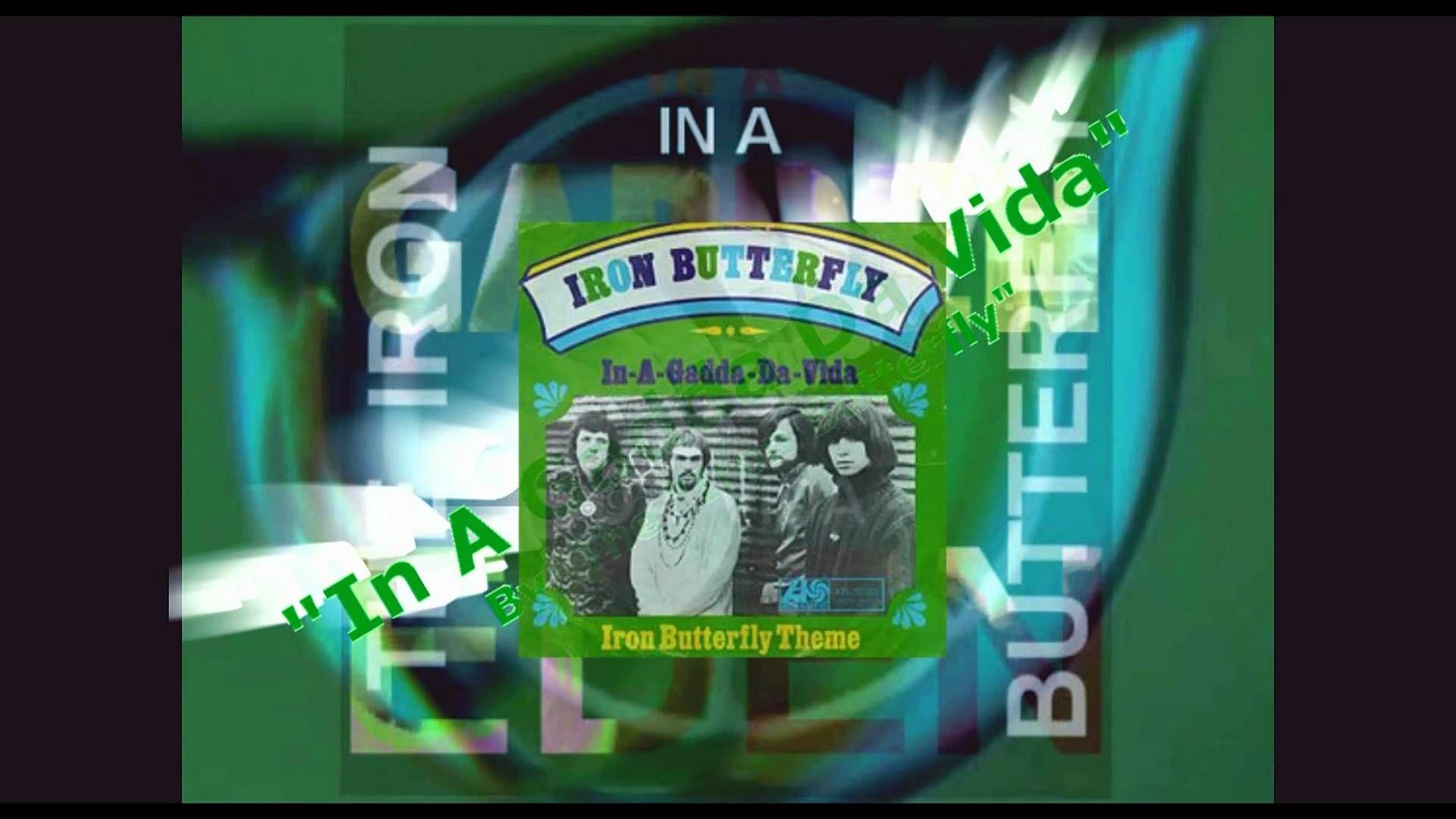 IN A GADDA DA VIDA IRON BUTTERFLY THEME SONG (HD) 1968