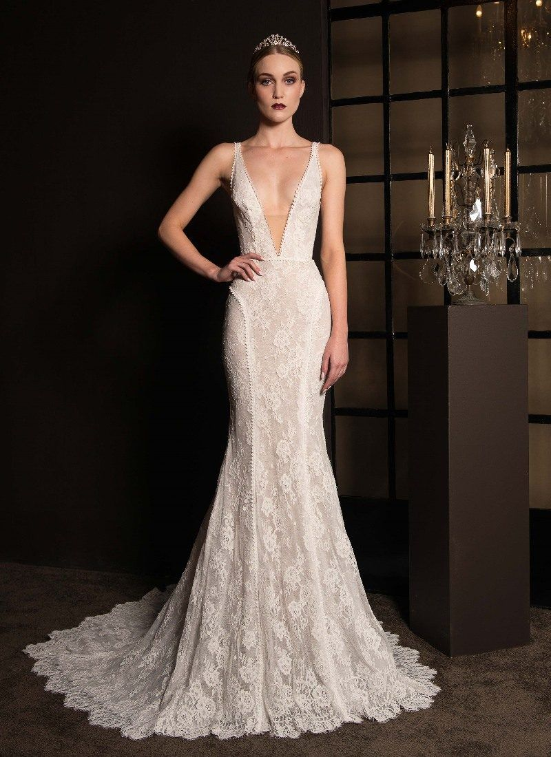 picture The Anna Georgina by Kobus Dippenaar 2015 Wedding Dress Collection Preview