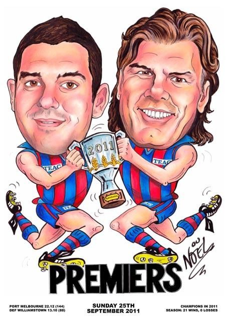 Port Melbourne Football Club.