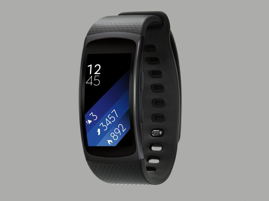 Review Samsung Gear Fit2 Gear Fit2 Fitness Tracker Samsung Gear Fit 2
