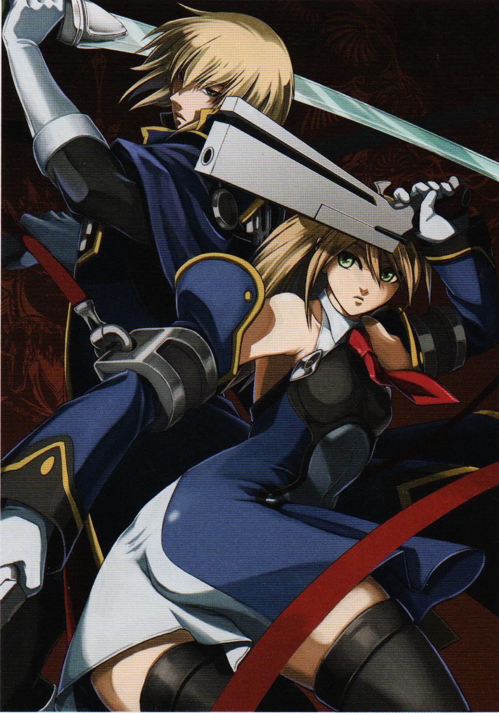 Blazblue Anime Anime Images Anime Drawings