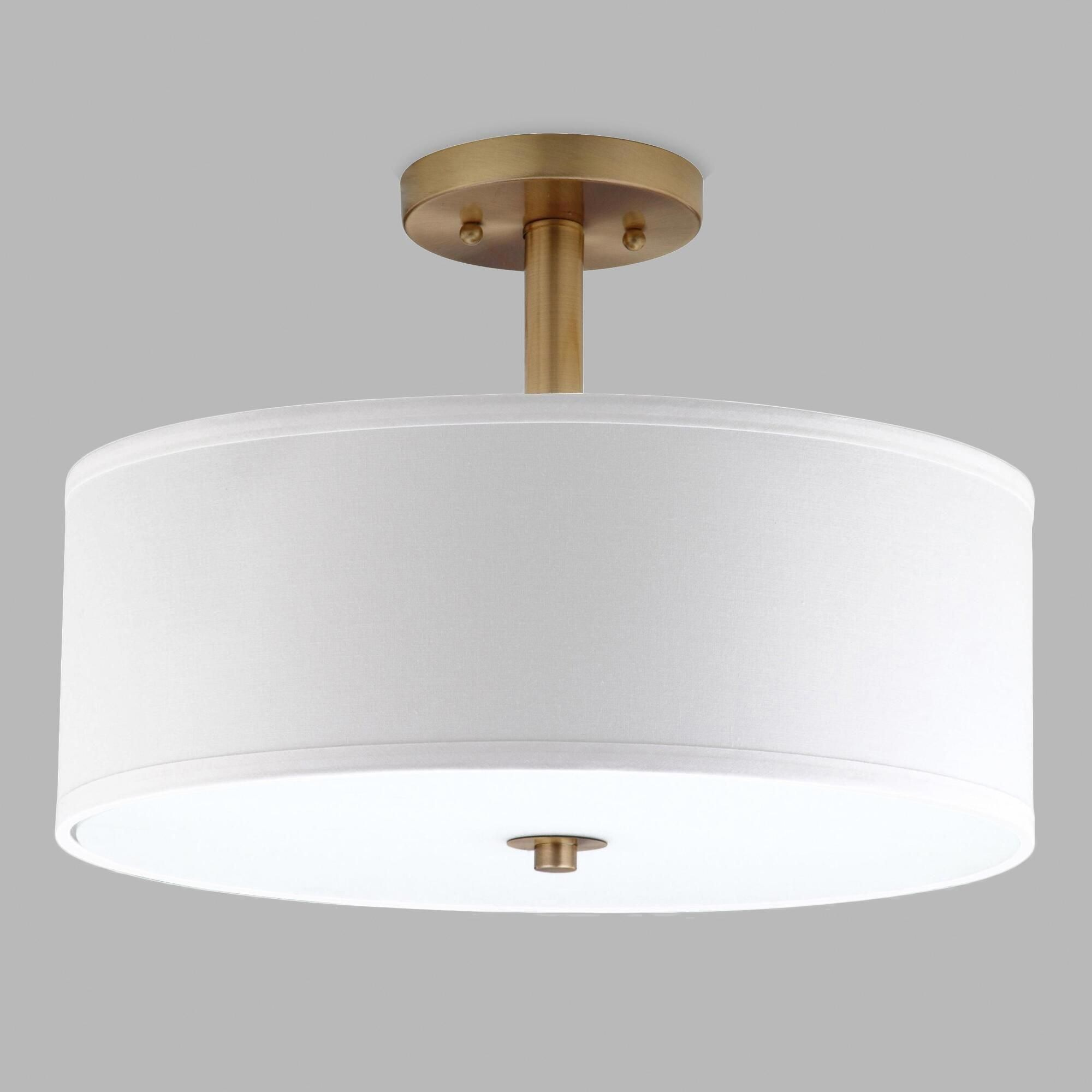 Gold And White Flush Mount Alysian Ceiling Light By World Market Masterbedroom In 2020 Ceiling Lights Bedroom Ceiling Light Flush Mount Ceiling Lights