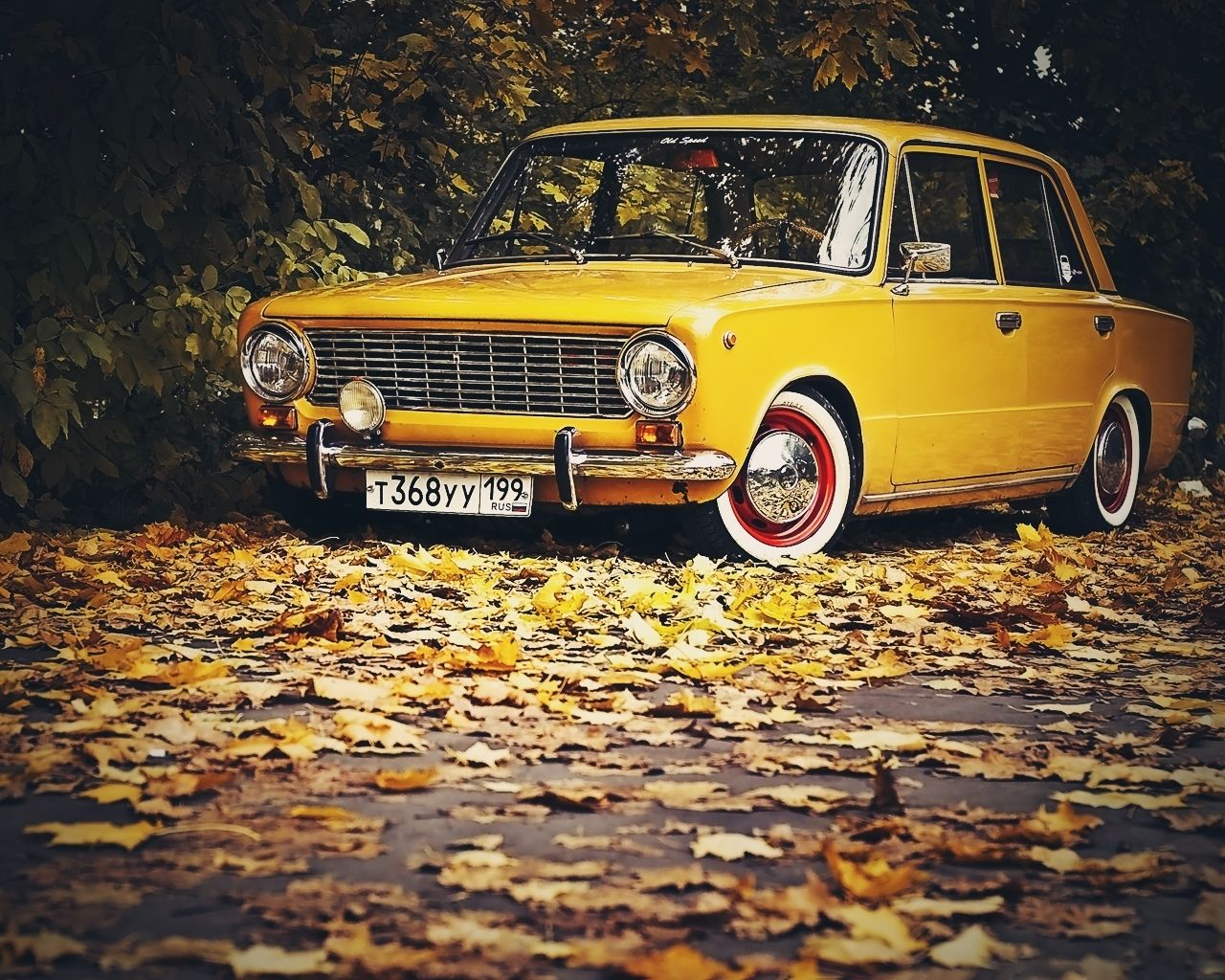 Classic Lada 2101 Fiat Cars Retro Cars Car Model