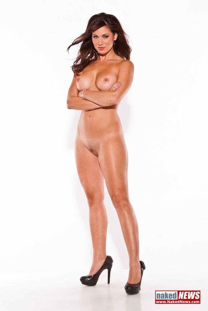 Remarkable, Naked news rachelle wilde nude
