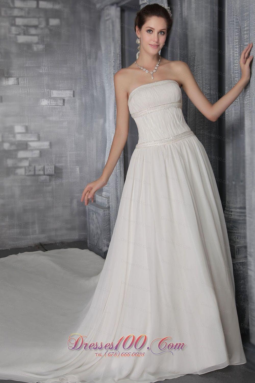 Free wedding dress  crismon wedding dress in DollarddesOrmeaux Cheap wedding dress