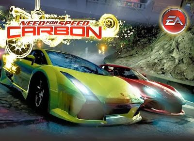 Free Download Need For Speed Carbon Car Racing Video Game Pc