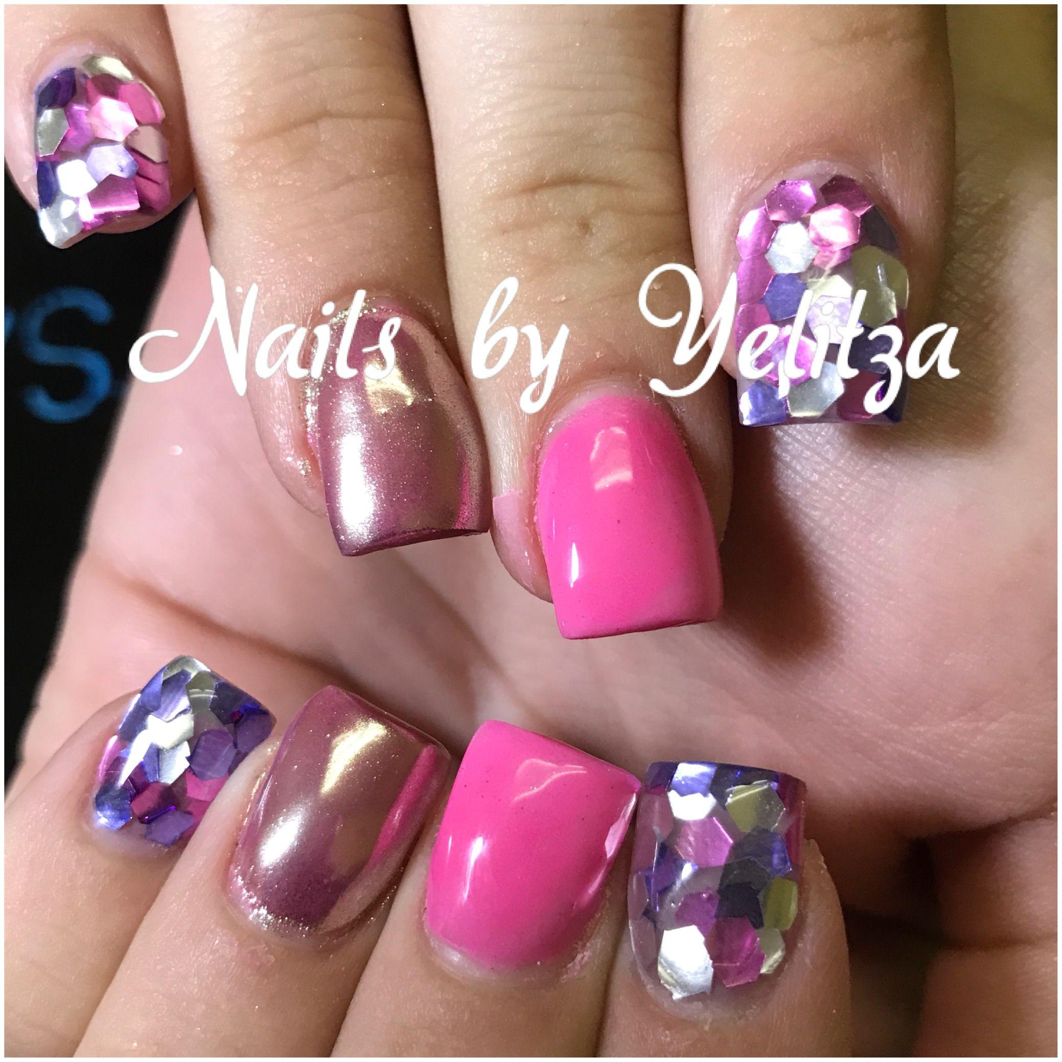 Pin by yeli vega on acrylic nails pinterest
