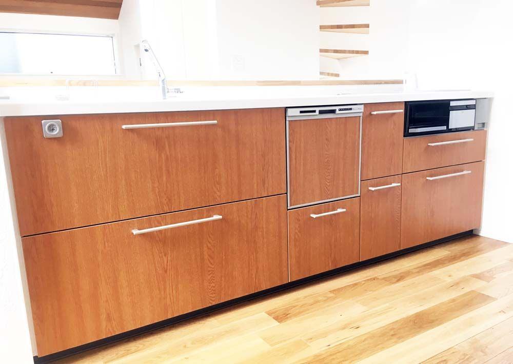 システムキッチンはtoto Mitte ミッテ に決定 使い心地を口コミ
