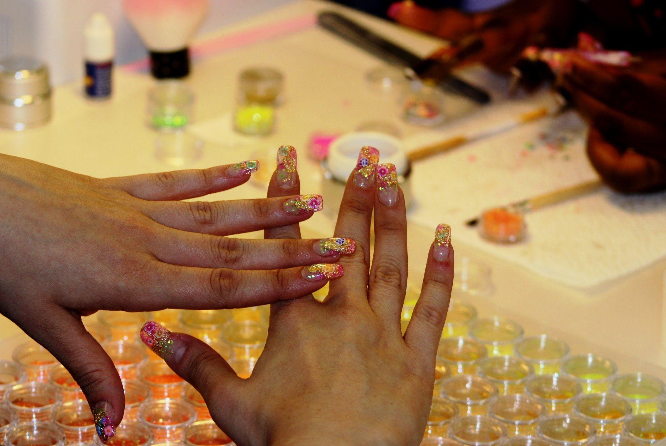 Nail Technician Courses London ManicurePedicureGel
