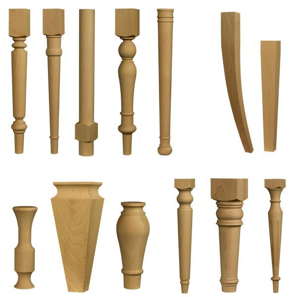 Chair Leg Collection Replace Old Chair Legs Perfect For Wood Furniture Legs Furniture Legs Replacement Furniture Legs