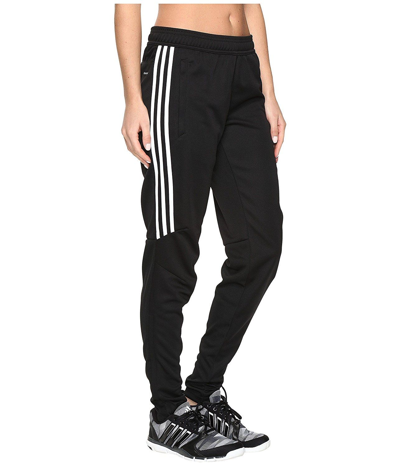 ebe7bd764bd06 Amazon.com: adidas Women's Soccer Tiro 17 Training Pants: Sports ...