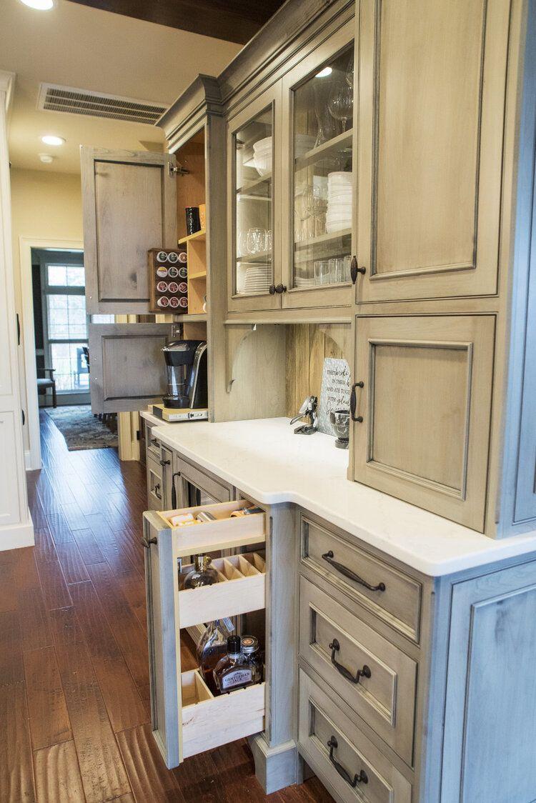 Falconcrest Kitchen Remodel — Sticks 2 Stones Design ...